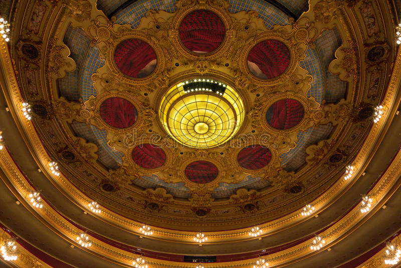 Ceiiling Oper lizenzfreies stockfoto