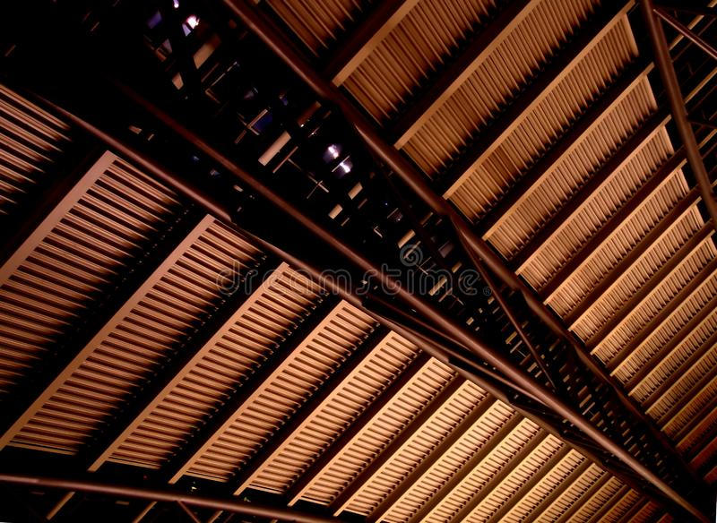 Download Ceiling stock image. Image of construction, light, abstract - 8447