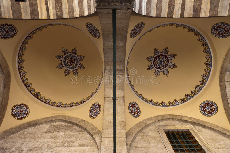 Download Ceiling stock photo. Image of religion, islam, ceiling - 24101356