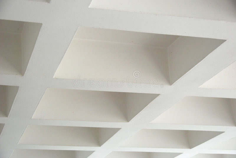 Ceiling stock image