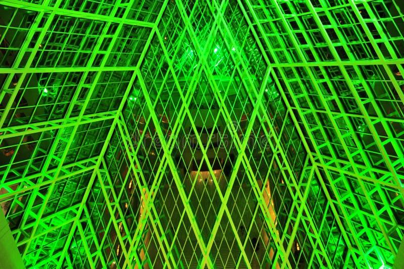 ceiling glass στοκ εικόνα με δικαίωμα ελεύθερης χρήσης