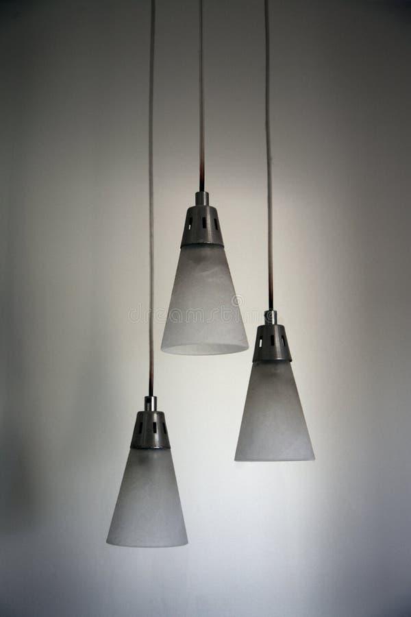 ceiling hanging lamps στοκ εικόνες με δικαίωμα ελεύθερης χρήσης