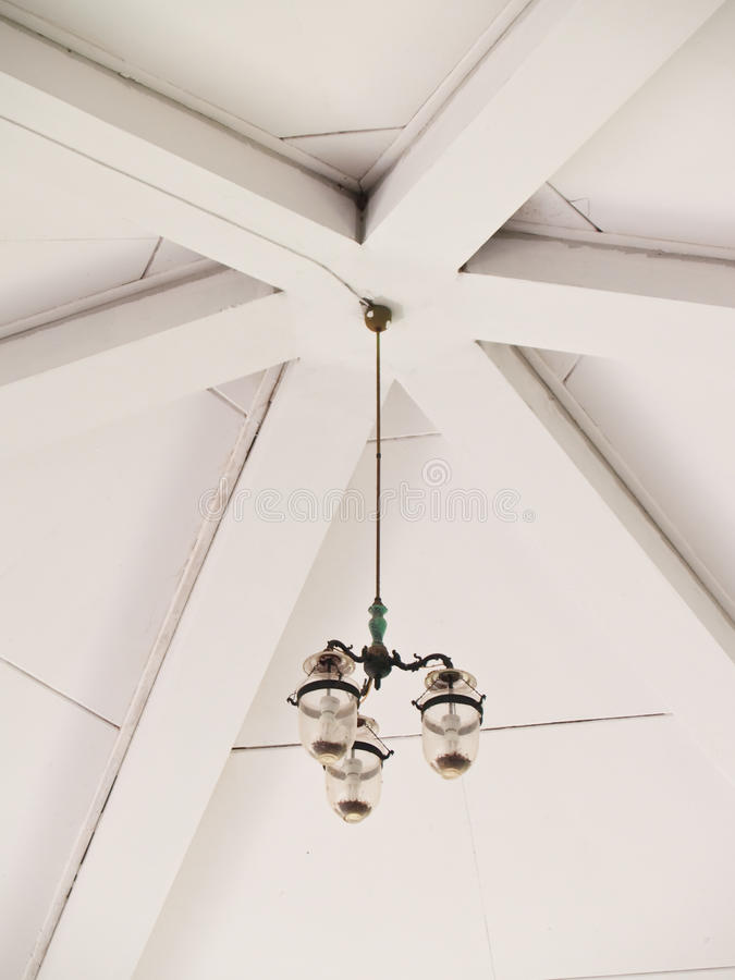 Download Ceiling lamp stock image. Image of thailand, architecture - 14859501
