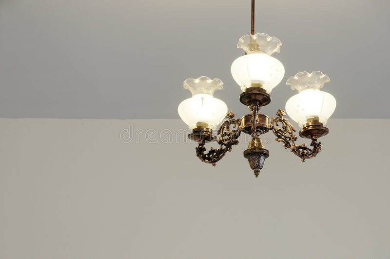 Ceiling Light Stock Images