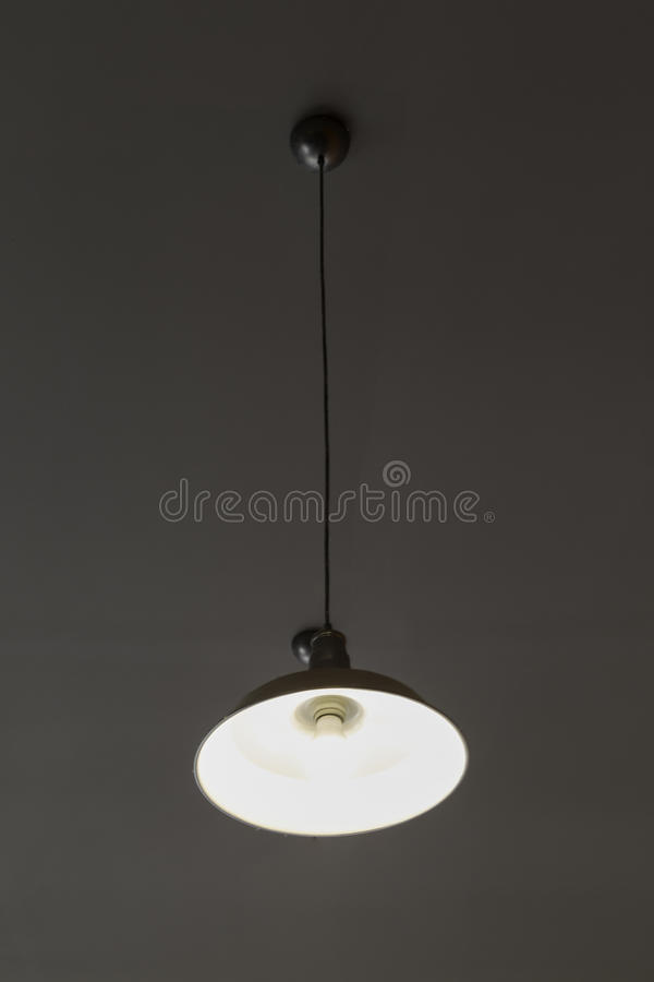 Ceiling light royalty free stock photos