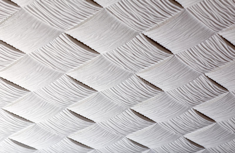 Download Ceiling Tiles In The Ceiling. Stock Image - Image: 44013019