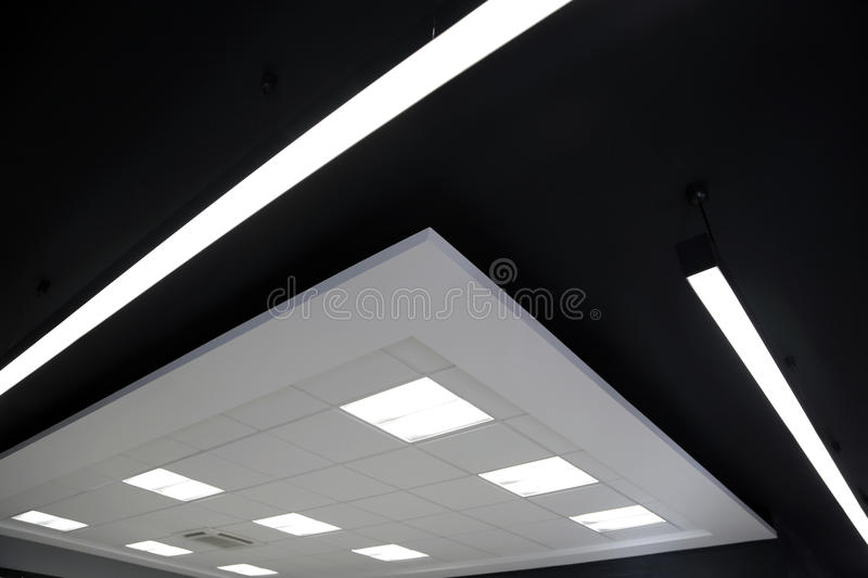 Ceilings stock photography