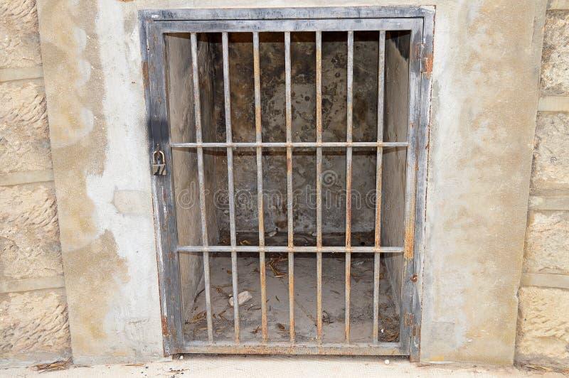 Cela więzienna fotografia royalty free