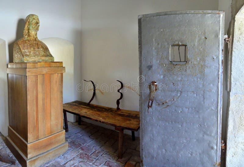 Cela więzienna Horea, Closca i Crisan -, obrazy royalty free
