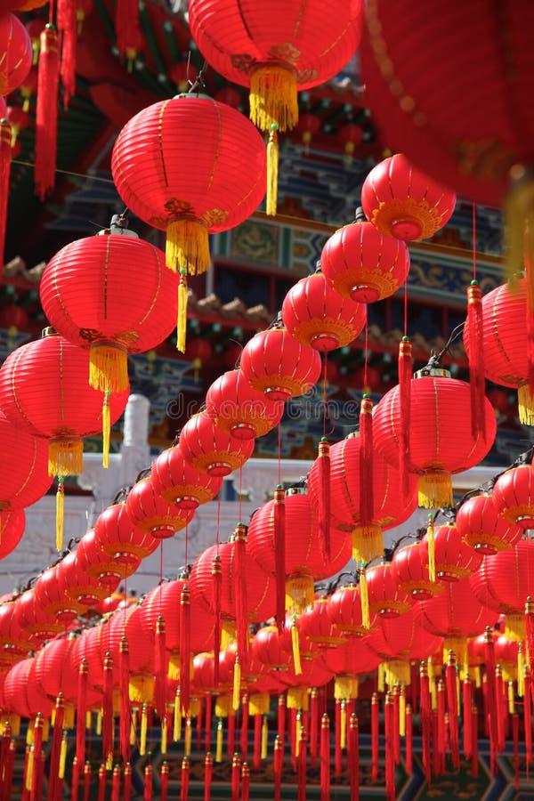 Celebração chinesa do ano novo imagens de stock