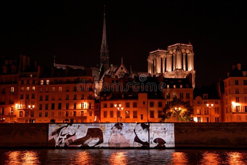 Celebração da amizade Francês-Japonesa imagens de stock