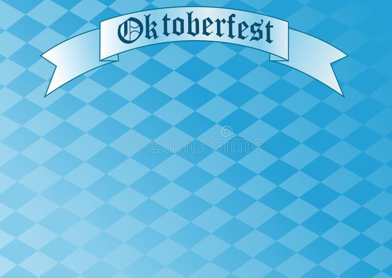 Celebração de Oktoberfest ilustração do vetor