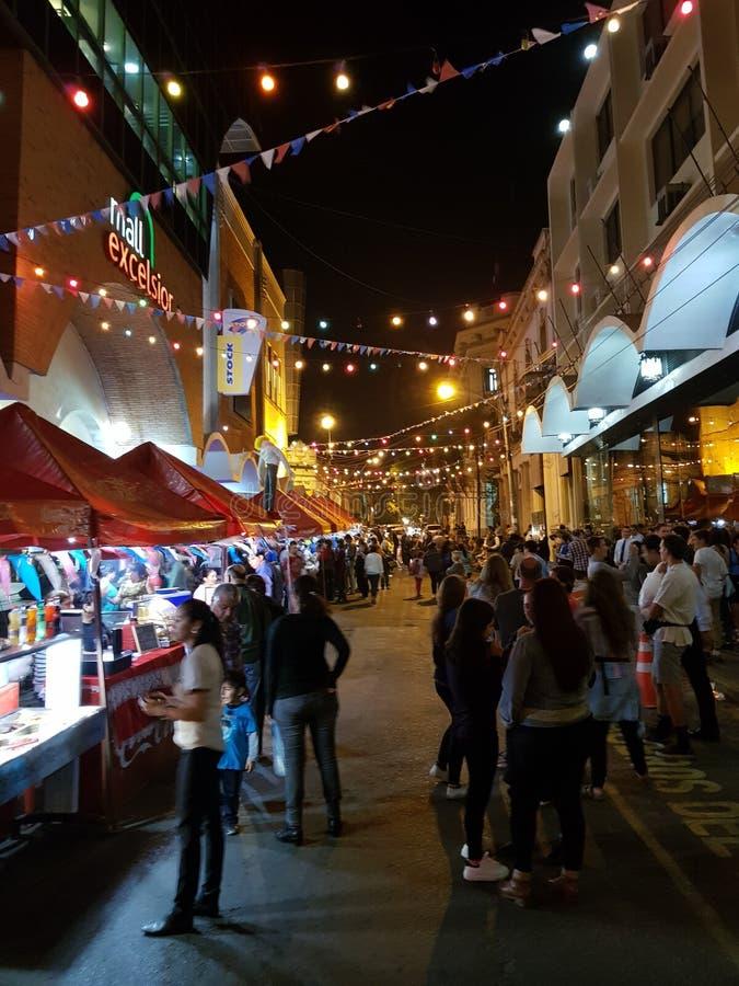 celebração do dia de San Juans imagem de stock royalty free
