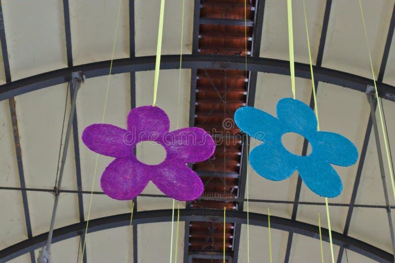 celebración de la flor fotos de archivo