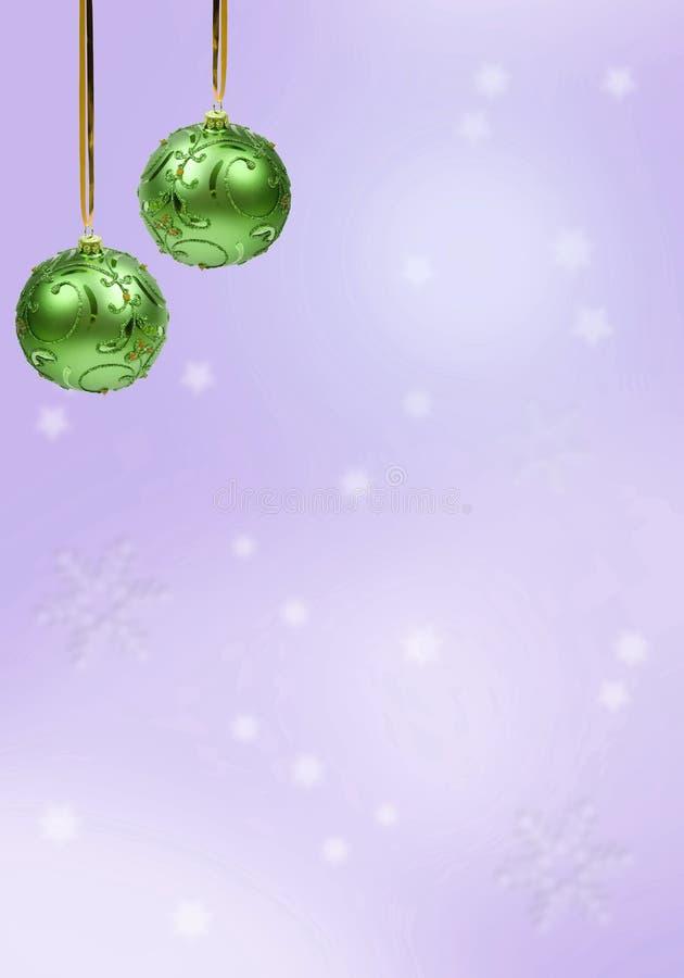 Celebración de la Navidad foto de archivo