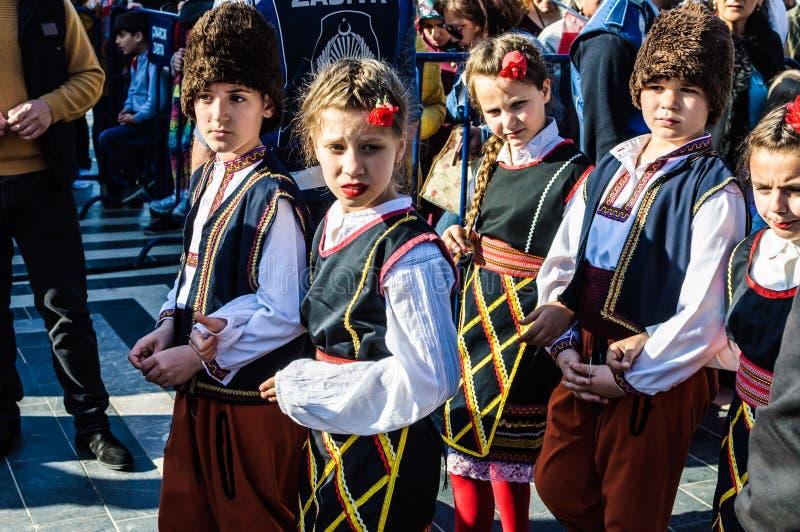 Celebración del día del ` nacional s de la soberanía y de los niños - Turquía fotos de archivo libres de regalías