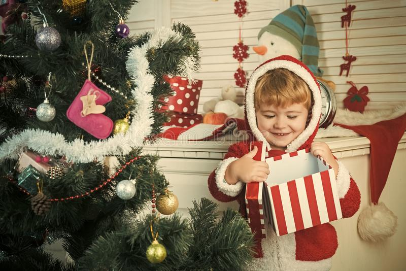 Celebración del partido de Navidad fotografía de archivo