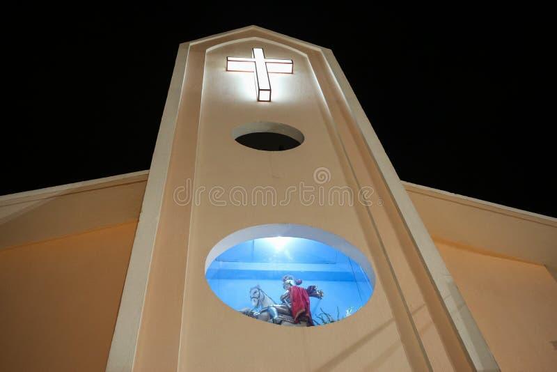 Celebraciones del día del ` s de San Jorge en Rio de Janeiro foto de archivo