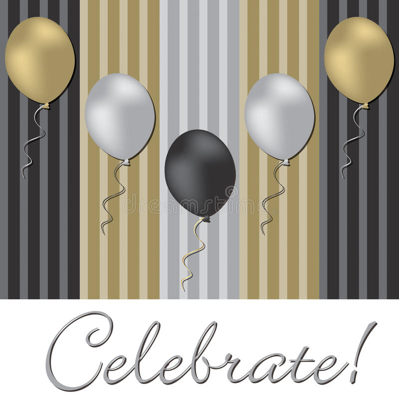 Celebrate! vector illustration