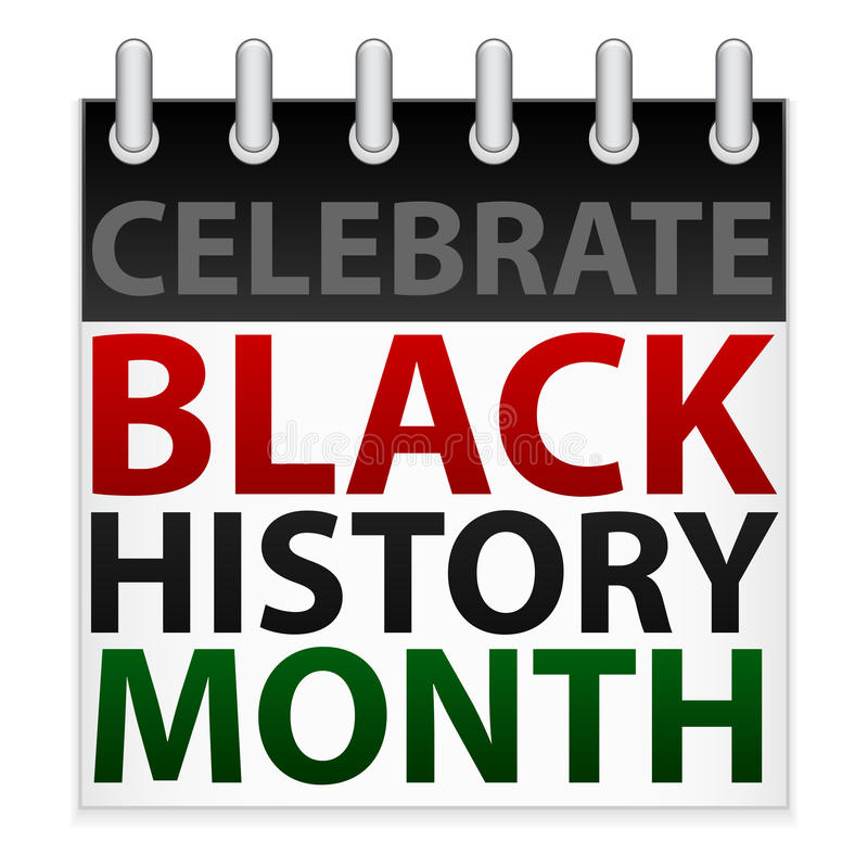 Free Celebrate Black History Month Icon Stock Image - 18126791