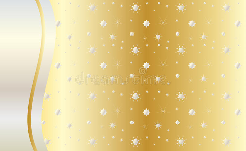 Download Celebrate Gold Background Vector Stock Vector - Illustration of background, card: 65430614