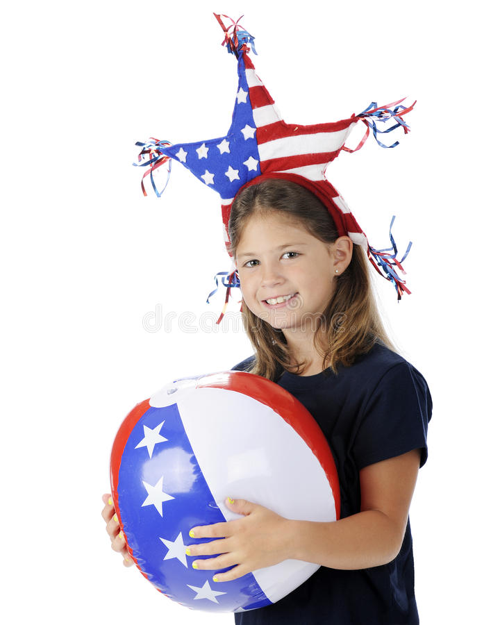 Download Celebrate The Stars And Stripes Stock Image - Image: 25142103