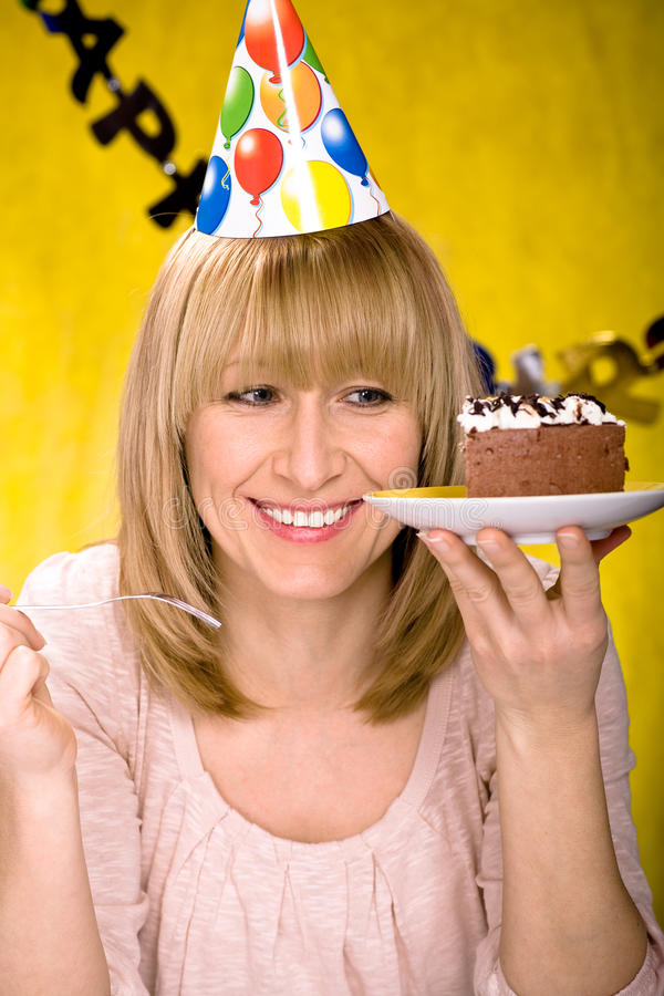 Download Celebrating birthday stock image. Image of events, decoration - 13422739