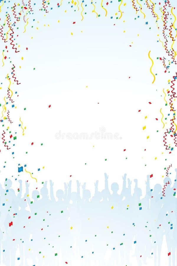 Download Celebration stock illustration. Image of celebrate, people - 1531446
