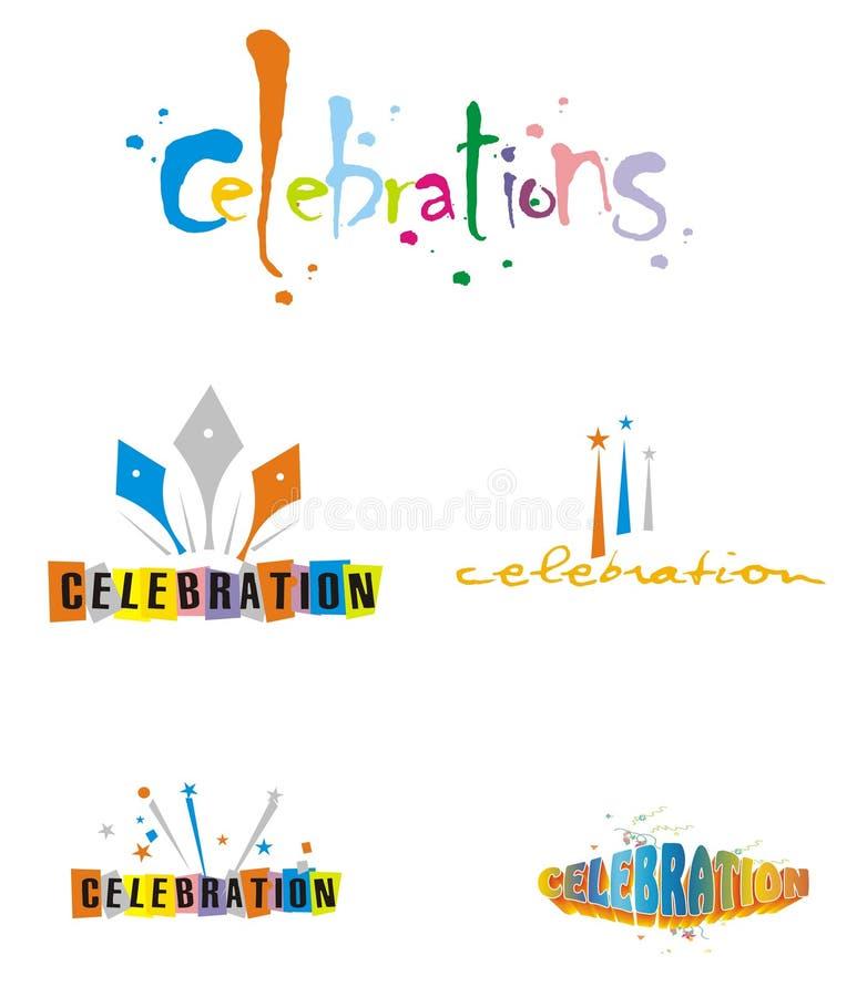 Download Celebration stock vector. Image of laurel, icons, decoration - 7453617