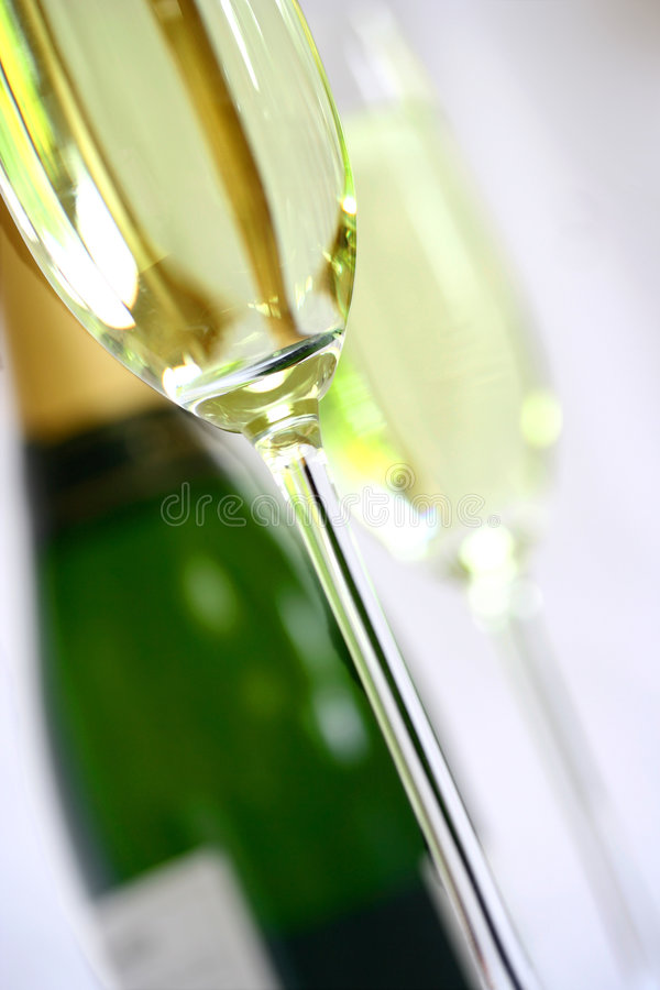 Celebration Champagne Royalty Free Stock Photography