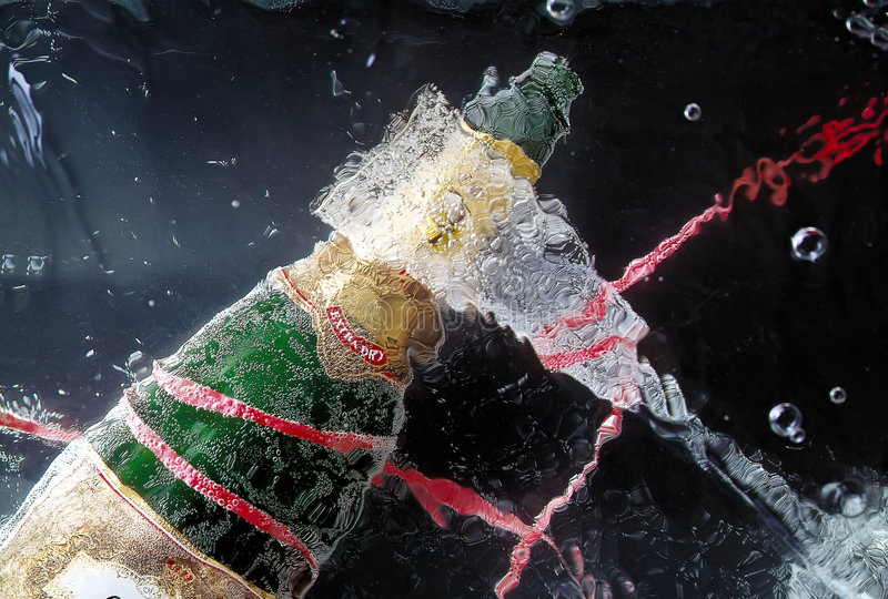 Download Celebration With Champagne. Stock Photo - Image: 7989364