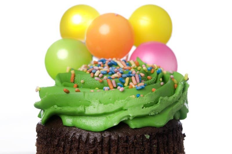 Download Celebration cup cake stock image. Image of glazed, cream - 11668647