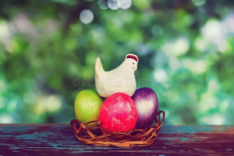 celebration on Easter Sunday stock photos