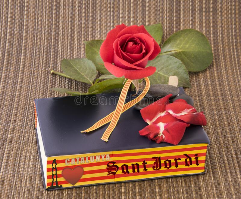 Traditional celebration in Catalonia. royalty free stock images