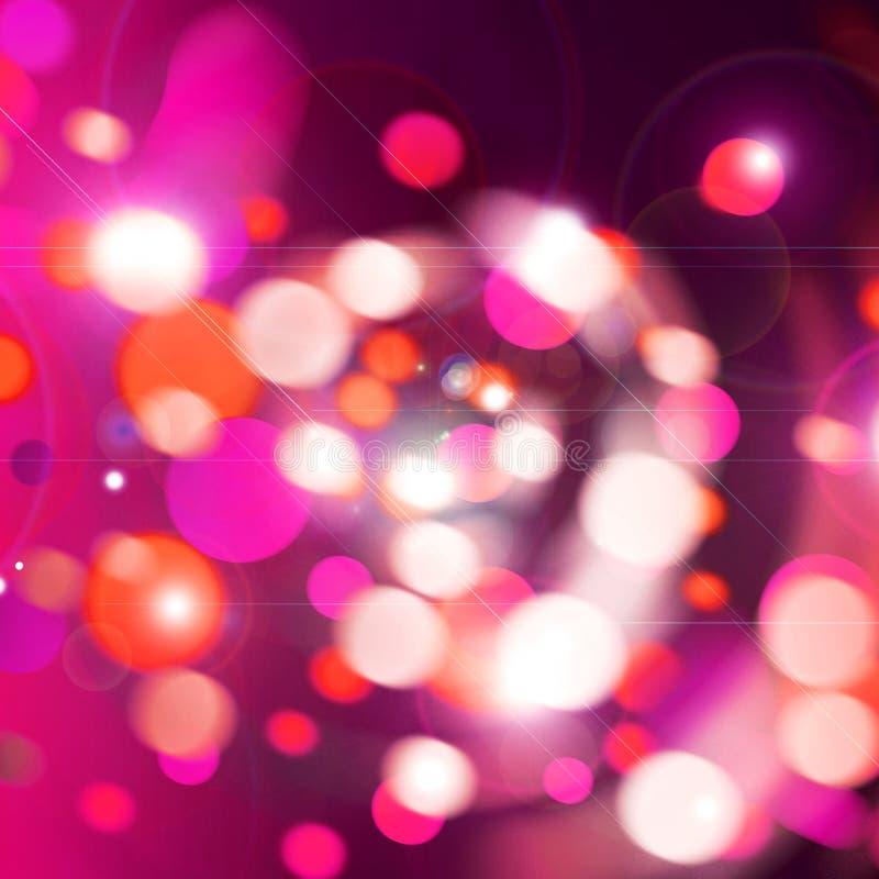 Celebration lights. Festive colored celebration lights - avstract background