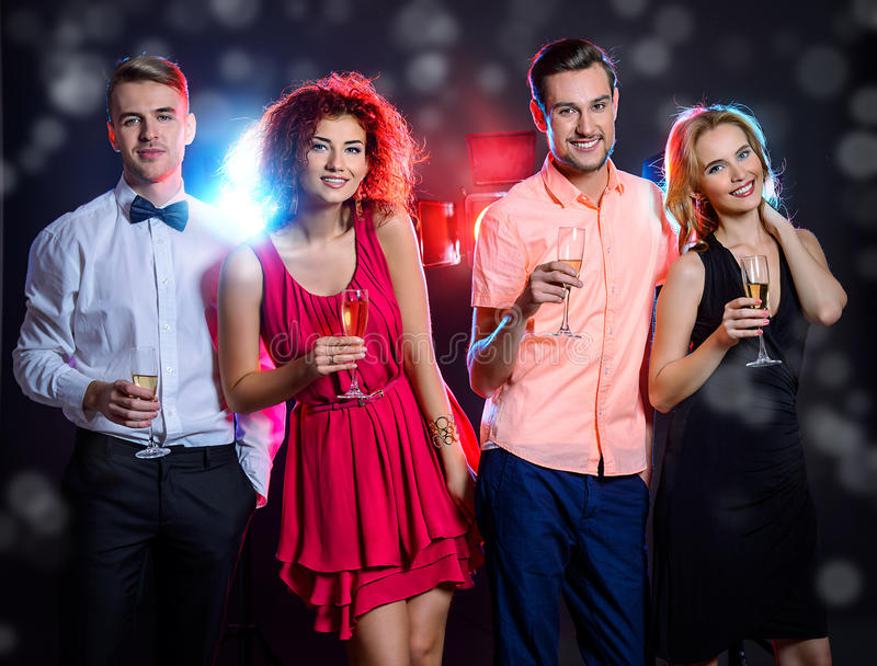 Celebration party royalty free stock images