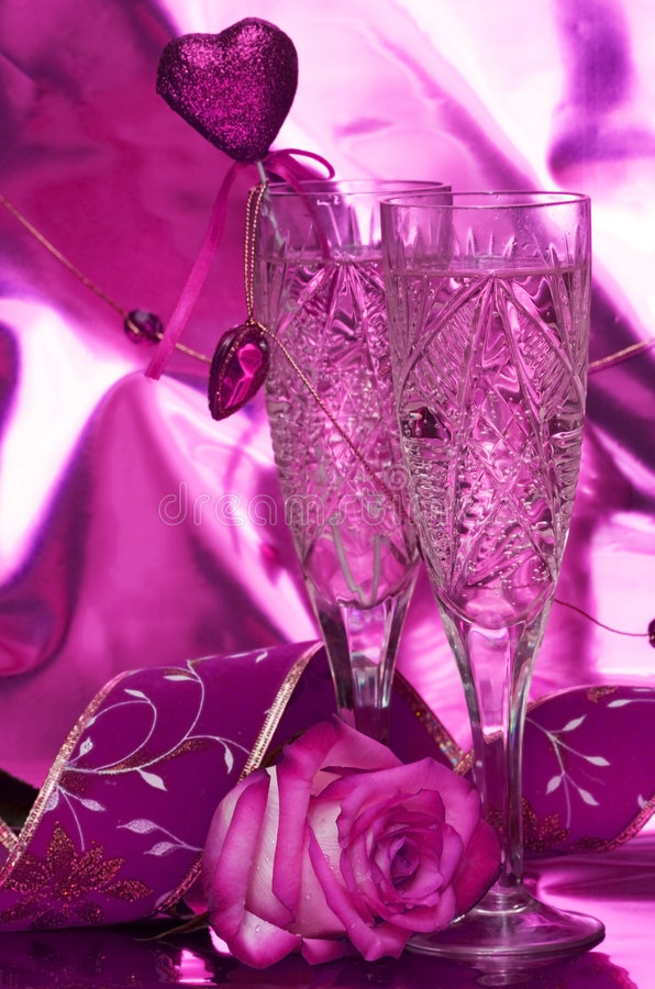 Download Celebration Table Royalty Free Stock Image - Image: 4278206