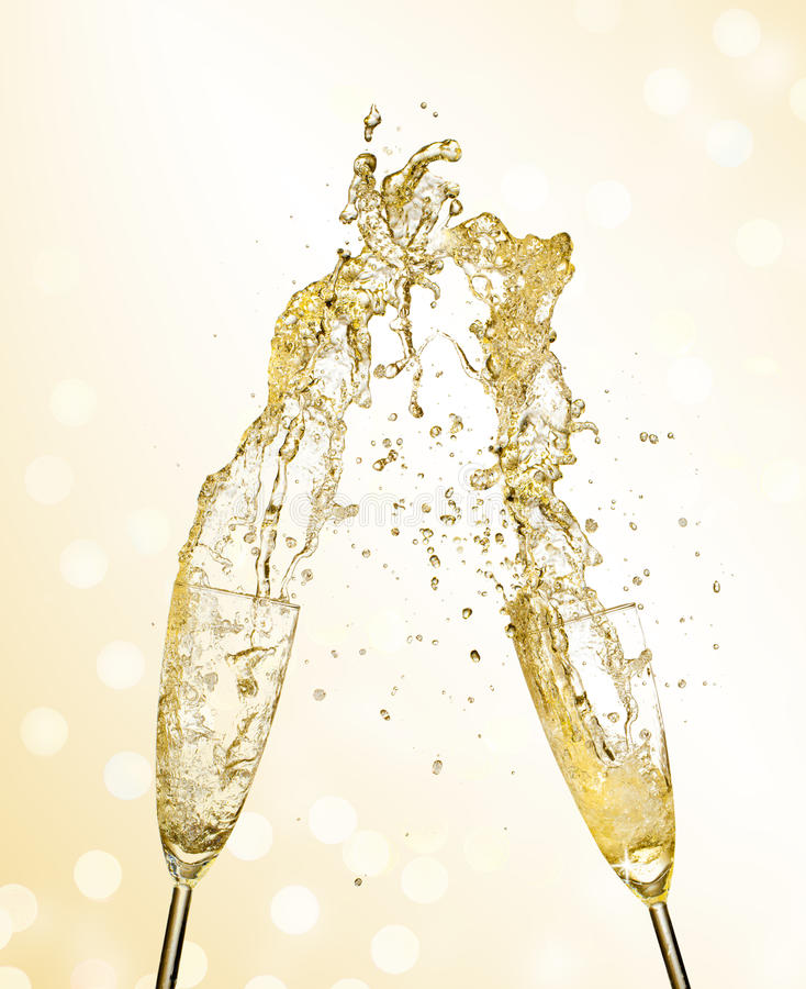 Download Celebration theme stock image. Image of isolated, champagne - 26306631