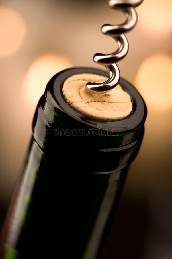 Download Celebration time stock photo. Image of corkscrew, nobody - 15037024