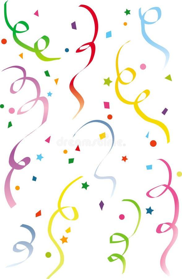 Celebration02 ilustração stock
