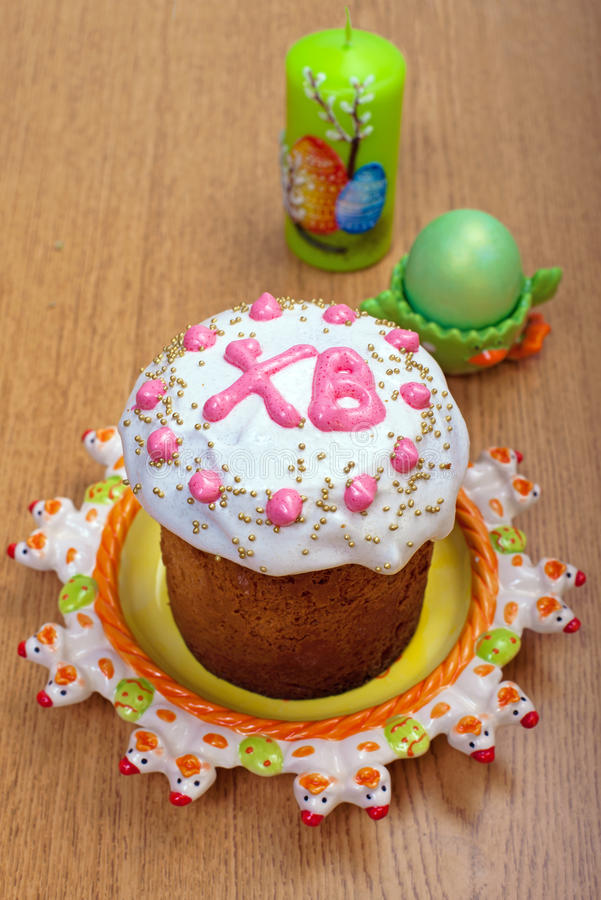 Download Celebratory Easter bread stock photo. Image of bread - 23465530
