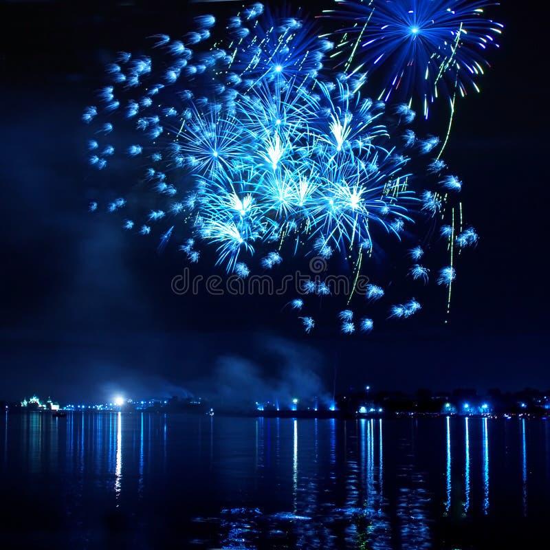 Download Celebratory  firework stock image. Image of glowing, fantastic - 22026461
