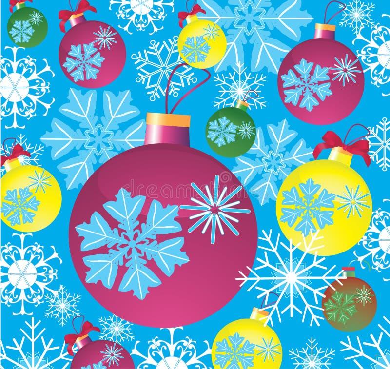 Celebratory winter background stock images