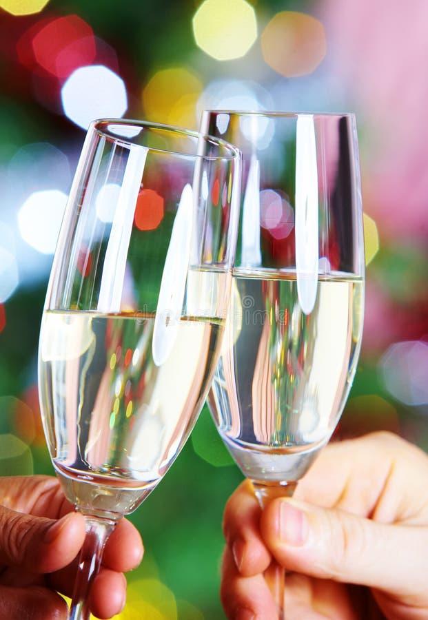 Download Celebrazione immagine stock. Immagine di natale, cocktail - 3887839