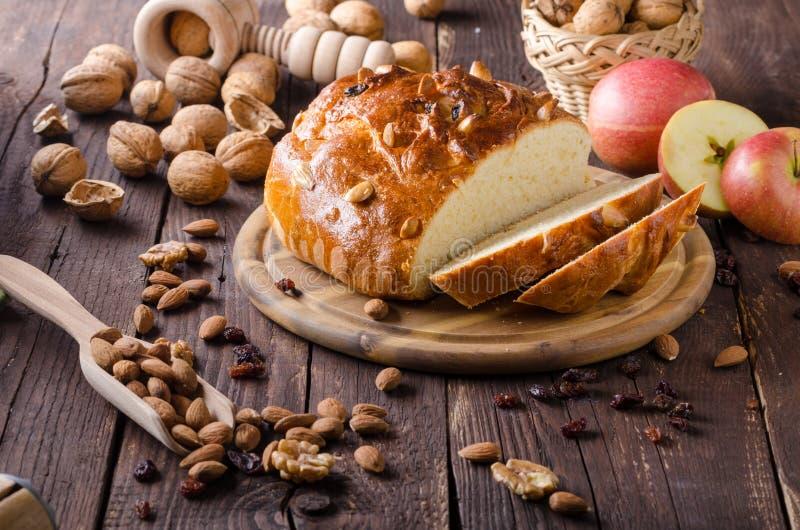 Celebrazione ceca di chrismas del dolce immagine stock