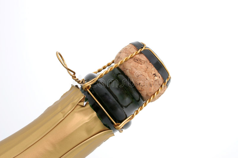 Celebrazione di Champagne (immagine 8.2mp) immagine stock