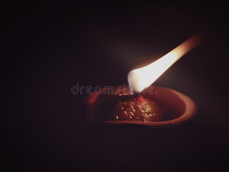 Celebrazione di Diwali fotografie stock