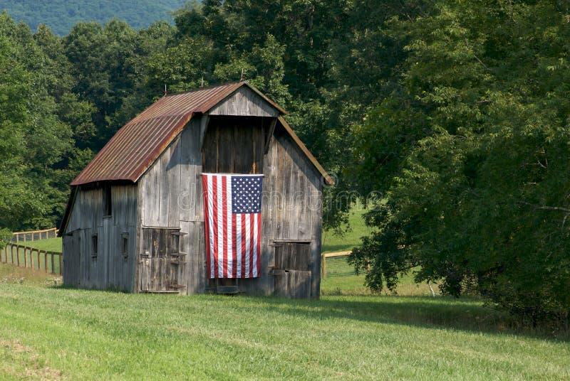 Celebrazione patriottica II immagini stock