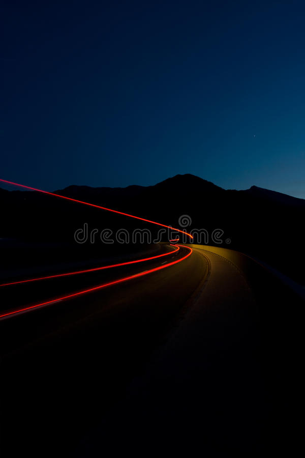 Download Celerity stock image. Image of lines, motion, dusk, glow - 11451247