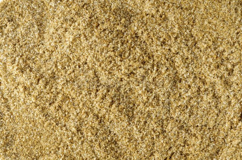 Celery Salt. A close-up celery salt. This is used as a food seasoning, made from ground seeds, which may come from celery or its relative lovage. This may also royalty free stock images